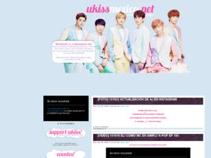 UKISSMEXICO.NET | Supporting U-Kiss since 2009!