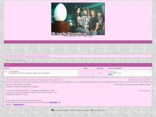 creer un forum : KML Assoc' Fan Tokio Hotel
