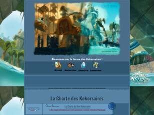 Kokorsaires : Pirates of Wakfu (Dathura)