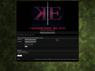 KOMANDO ELITE FORUM