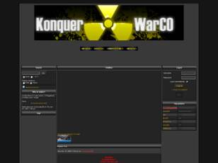 KonquerWarCo Your Join in Your New Life