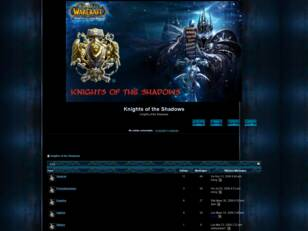 Foro gratis : Knights of the Shadows