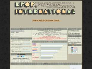 KPOP INTERNATIONAL