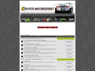 KRAYCO MOTORSPORT - The ultimate auto bodykit & spoiler online sto