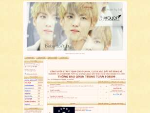 The 1st Vietnamese fansite of KrisLay