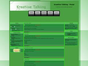 Kreative Talking