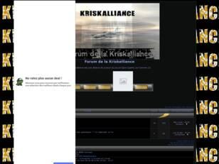 Forum de la Kriskalliance