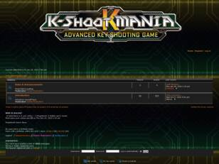 K-Shoot MANIA Community Forums