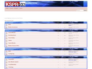 Free forum : KSPR Weather