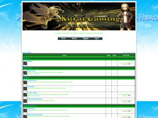 Free forum : Kurai-Gaming