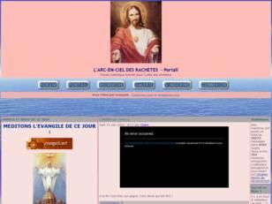 """""""L'arc en ciel des rachetés"""" en 4e position des forums chrétiens L-arc-en-ciel.forumactif.org"""