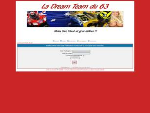 La Dream Team du 63