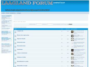 Free forum : Laagland Forum
