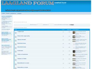 Laagland Forum
