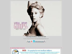 Lady GaGa Goddess - Greek Fan Club
