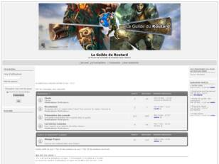 Forum gratuit : La Guilde du Routard