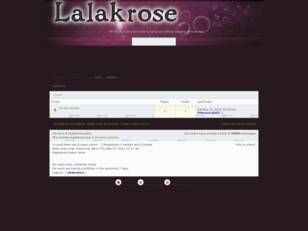 Lalakrose