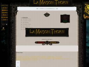 La Maison Thorn - Guilde RP sur Guild Wars 2