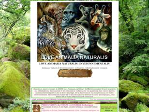 LOVE ANIMALIA NATURALIS