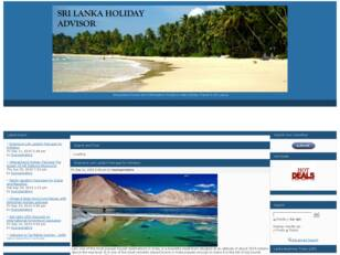 Sri Lanka Holiday Advisor