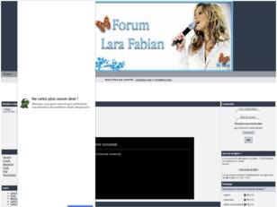 Lara Fabian - Forum Immortelle