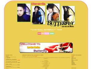 Laruku Mexico ~BUTTERFLY~!!