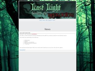 Last Light - Forums