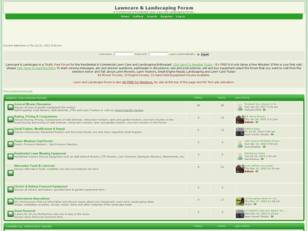 Free forum : Lawncare & Landscaping  Forum