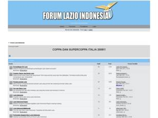 Forum Lazio Indonesia