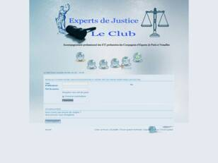 Le Club des Experts de Justice