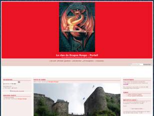 creer un forum : Le clan du Dragon Rouge