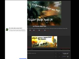Le Forum Gta4 Ps3