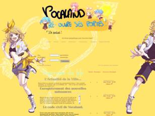 Vocaland: le forum sur les vocaloids !