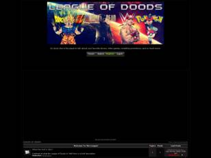 LEAGUE OF DOODS