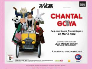 Le Forum Officiel de Chantal Goya