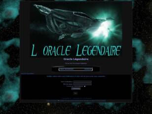 Oracle Legendaire
