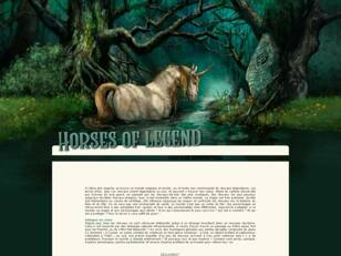 horses of legend