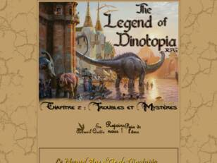 The legend of Dinotopia