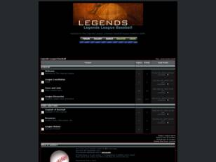 Legends League Baseball