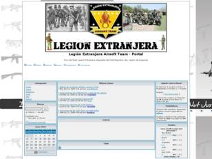 Foro gratis : Legion Extranjera Airsoft Team