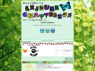 Lejeune Chatterbox
