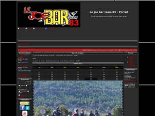 Le joe bar team 83