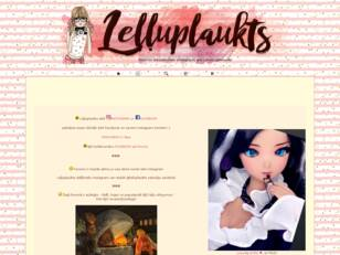 LEĻĻUPLAUKTS (DOLLSHELF)