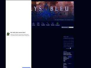Le forum officiel Le Lys Bleu