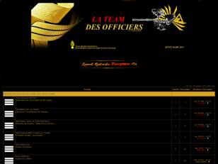 LES OFFICIERS