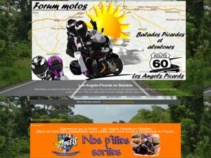 Forum moto balade Somme - Les Angels Picards