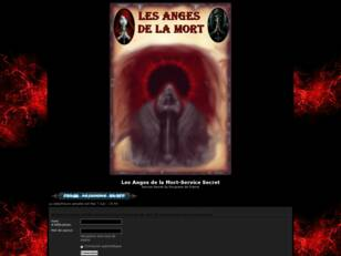 Les Anges de la Mort-Service Secret