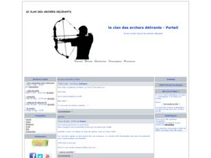 le clan des archers delirants
