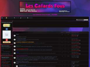 Les Cafards Fous Forum - DarkRP