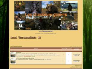 Les chasseurs gamers